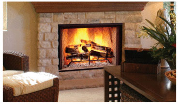 Wood-Fireplace-colorado-springs